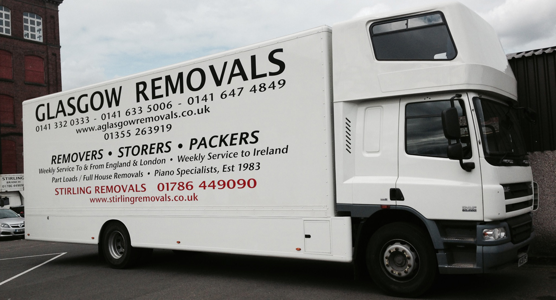 Removals and Storage Glasgow