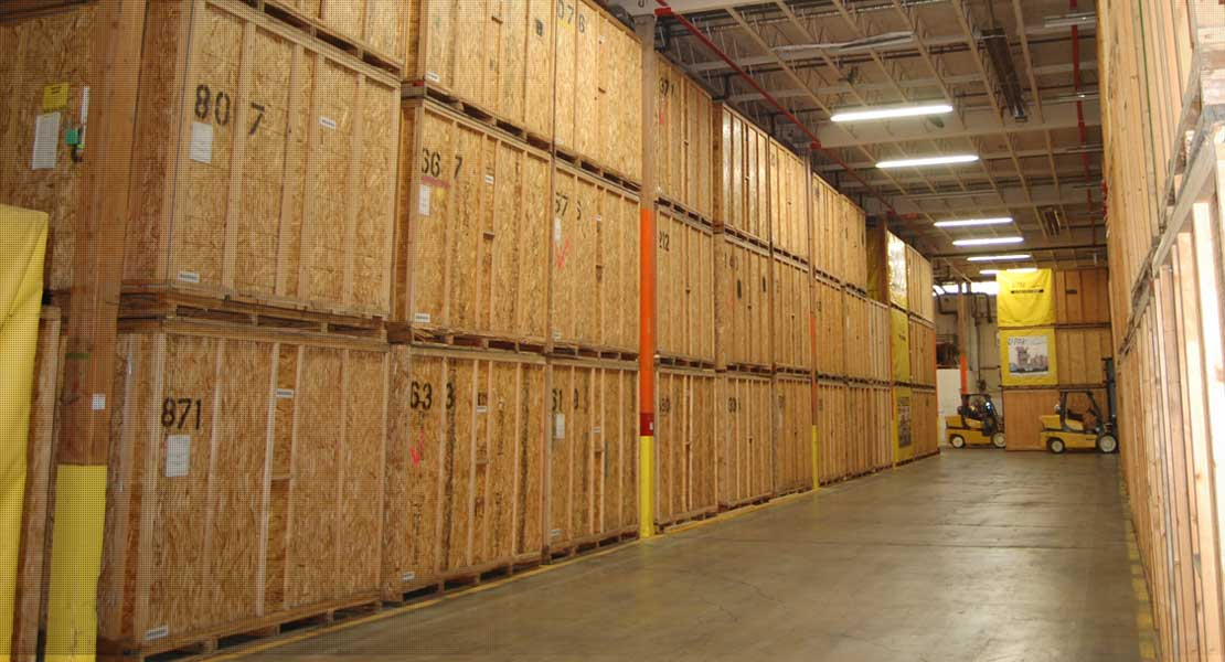 Storage Glasgow - Onsite Storage Facilities